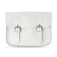 SATCHEL 5 - White