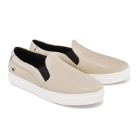 SLIP-ON SNEAKERS S1 - Beige