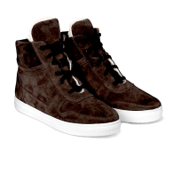 SNEAKERS SUEDE H2 - Brown