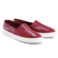 SLIP-ON SNEAKERS S2 - Marsala