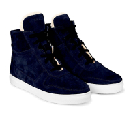 SNEAKERS SUEDE H2 - Dark Blue