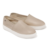 SLIP-ON SNEAKERS S2 - Beige