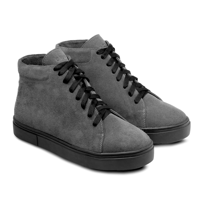 ❄ HIGH SNEAKERS SUEDE H1 S