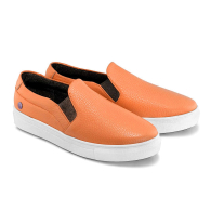 SLIP-ON SNEAKERS S1 - Orange