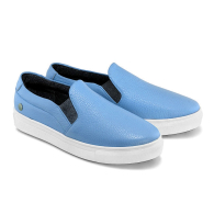 SLIP-ON SNEAKERS S1 - Sky Blue