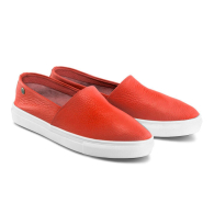 SLIP-ON SNEAKERS S2 - Red
