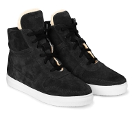 SNEAKERS SUEDE H2 - Black