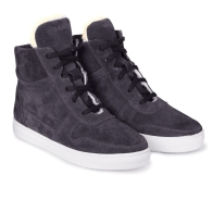 SNEAKERS SUEDE H2 - Gray