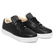 SNEAKERS SMOOTH SN2 - Black