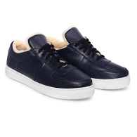 SNEAKERS SMOOTH SN2 - Dark Blue