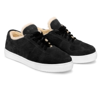 SNEAKERS SUEDE SN2 - Black