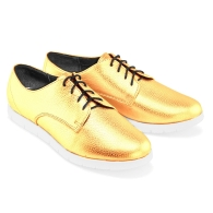 SHOES G1 - Gold