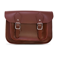 SATCHEL 9 - Brown