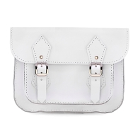 SATCHEL 9 - White