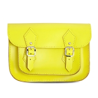 SATCHEL 9 - Yellow