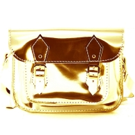 SATCHEL 9 - Gold