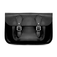 SATCHEL 11 - Black