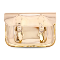SATCHEL 11 - Gold