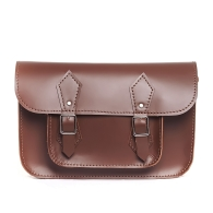 SATCHEL 11 - Brown