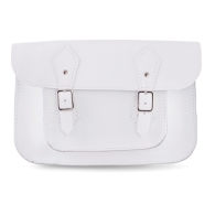 SATCHEL 11 - White