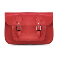 SATCHEL 11 - Red