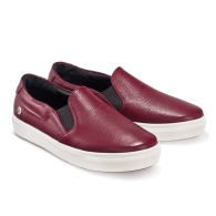 SLIP-ON SNEAKERS S1 - Marsala