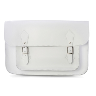 SATCHEL 14 - White