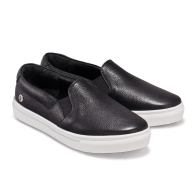 SLIP-ON SNEAKERS S1 - Black