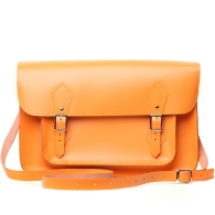 SATCHEL 14 - Orange