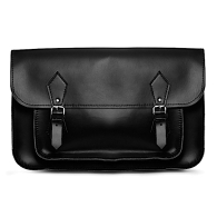 SATCHEL 14 - Black