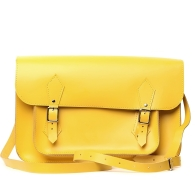 SATCHEL 14 - Yellow