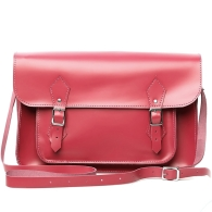 SATCHEL 14 - Red
